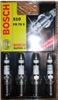 Свечи BOSCH SUPER-4 2110 и мод. FR78X 16кл инжектор 4-х электродные