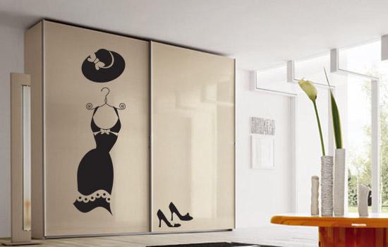 Как разукрасить старый шкаф своими руками