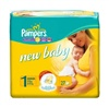 Подгузник Pampers New Baby № 1