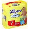 Трусики Libero Dry Pants № 7