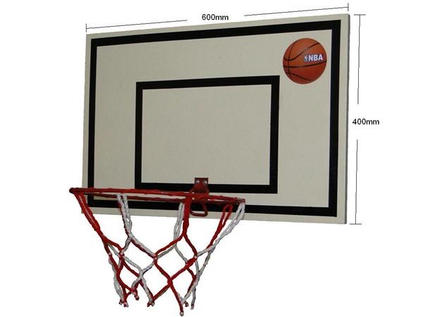 Как сделать баскетбольный щит из дерева - Ремонт СПБ