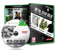 Metal Gear Solid HD Collection ( 2 DVD )