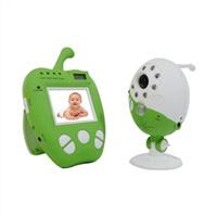 """Baby-монитор с 2,5"""" дюймовым цифровым ЖК-экраном, 4 каналами и ночным видением"""