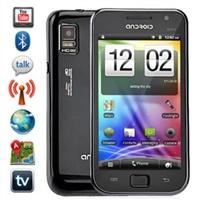 """Смартфон X19i Android 2.3 4,1"""" дюймовый сенсорный экран WCDMA 3G с GPS WiFi TV и двойной камерой"""