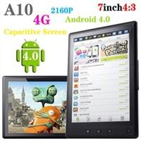 НОВИНКА! Планшет iFun FunPad FP4 Android 4,0 1,5 ГГц 512M/4G 7-дюймовый сенсорный Wi-Fi 3G камера HD