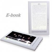 Электронная книга 4GB 7-дюймовый экран HD 720P с точкой остановки воспроизведения и функцией обновле