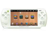 Новый MP5 Player! JXD S601 4 Гб 4,3-дюймовый сенсорный экран Android игры с гравитацией (Белый)