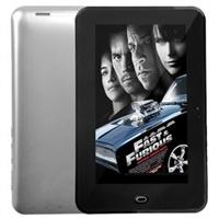 Планшетный компьютер 1 ГГц 256MB/4GB Android 2.3 7-дюймовый сенсорный экран с WiFi