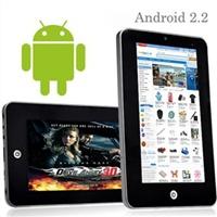 "Планшетный компьютер Infortm X220 ARM11 7"" 1GHz 256MB/4GB Android 2.3"