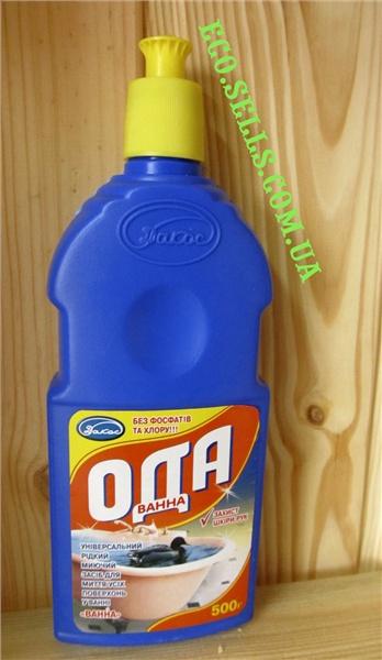 «ОДА» Ванна, жидкость для мытья всех поверхностей в ванной, 500 мл.