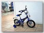 Двухколесный велосипед Explorer 12 дюймов Синий