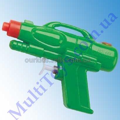 Как создать водяной пистолет