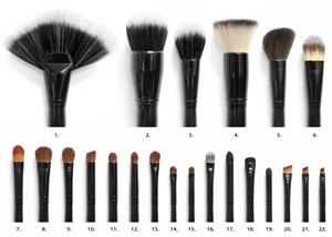 Набор кистей для макияжа «22 Piece Brush Set»