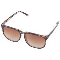 Ретро стильные модные солнцезащитные очки Wayfarer Леопардовые