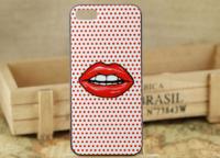 Чехол Lips Губы  на iPhone 5 5S