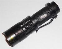 Тактический фонарик ZY-C81 Police 6000W (8468)