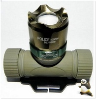 Налобный фонарик BL-6866 Police CREE XPE 1000W / 2000W