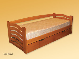 "Ліжко дитяче ""Мікі Маус"""