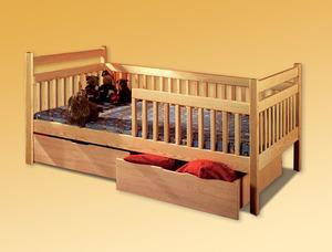 """Ліжко дитяче """"Буратіно"""""""