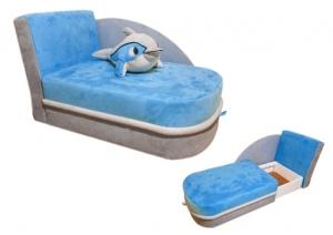 """Дитячий диван """"Дельфін 3"""""""