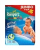 Подгузник PAMPERS ACTIVE BABY № 3