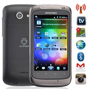 "Сотовый телефон G12A Android 2.3 3,6"" 3G смартфон с GPS WiFi TV FM Bluetooth"