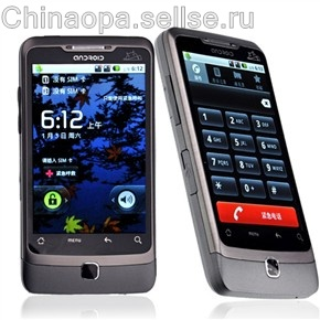 "Телефон Star A5000 Android 2.2 ""3,5"" Wi-Fi ТВ Bluetooth GPS Java Компас"