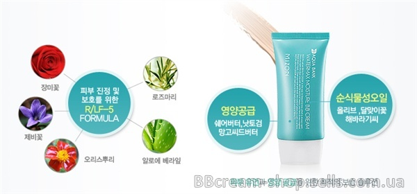 MIZON Water Max Moisture BB Cream