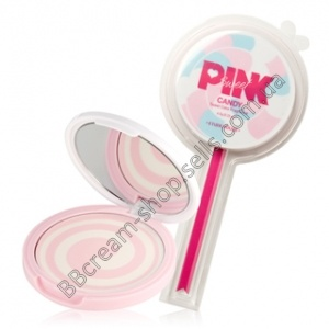 Духи кремовые  ETUDE HOUSE Pink Sweet Candy  Sweet Cake Fragrance