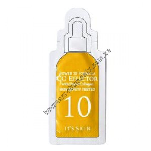 It's skin Power 10 Formula CO Effector-Сыворотка с Сыворотка с коллагеном, 1ml