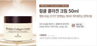 The SkinHouse Wrinkle Collagen Cream