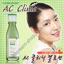 Etude House AC Clinic Daily Gel Lotion