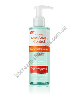 Oil-Free Acne Stress Control® Power-Gel Cleanser