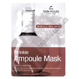 The Skin House Wrinkle Healing Ampoule Mask