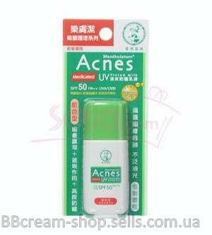 ACNESAcnes Medicated UV Tinted Milk SPF 50 PA++