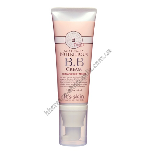 Бб крем увлажняющий IT'S SKIN MD Formula Nutritious BB Cream 40ml