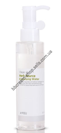 A'PIEU Clean Up Herb Source Cleansing Water 150ml