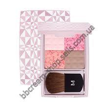 Румяна-хайлайтер MISSHA M Prism Dot Block Blusher #02 Peach Block