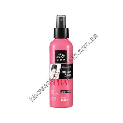 Mise en scene volume curling essence 2x