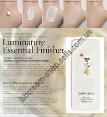 Sulwhasoo Luminature Essential Finisher Финишная сыворотка