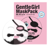 Увлажняющая маска SNP Gentle Girl Bad Boy Aqua Mask Pack 25g