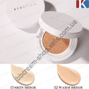 TONY MOLY BCDation Moisture Cover Cushion SPF50+ PA+++
