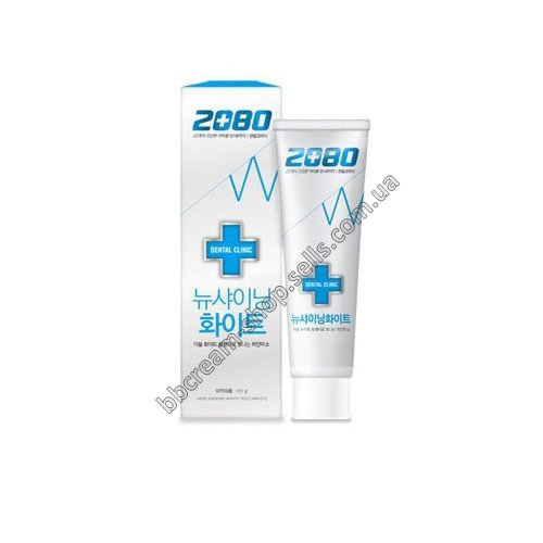 Зубная паста 2080 Shining White Toothpaste