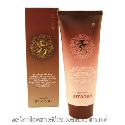 Пилинг- скатка Arrahan Peeling gel