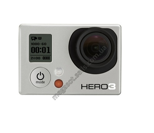 Камера GoPro HERO3 White Edition