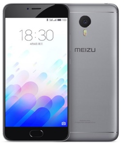 Meizu M3 Note 32Gb Gray