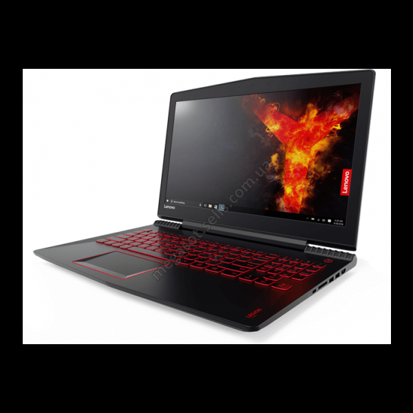Ноутбук Lenovo Legion Y520 15.6FHD IPS AG/Intel i5-7300HQ/16/256F/GTX1050TI-4/BT/WiFi/W10/Black