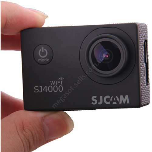 Экшн-камера SJCAM SJ4000 wi-fi full edition