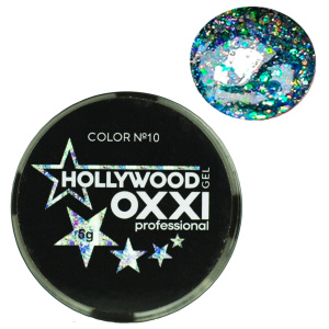 HOLLYWOOD GEL OXXI PROFESSIONAL, 5 мл