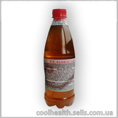 Antiparasitogenic Tincture